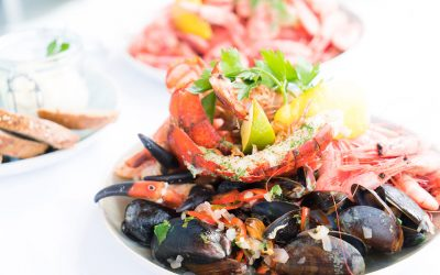 Seafood Dinner Party Themes for Spring